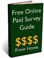 Earn money online surveys