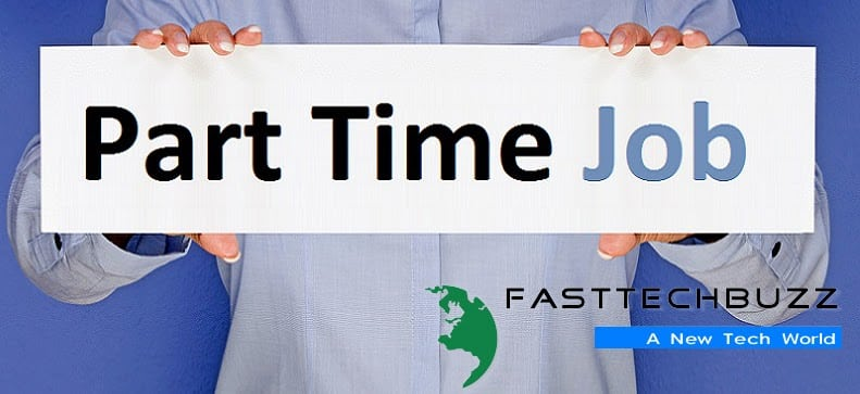 Free Online Part Time Jobs From Home Without Investment FTB