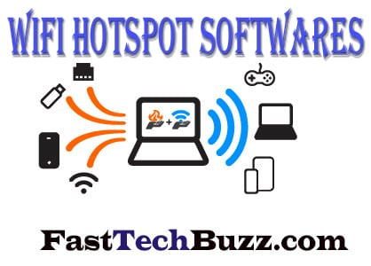 Best Softwares To Make WiFi Hotspot On Windows 10/8.1 PC/Laptop