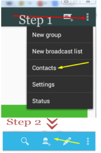 Whatsapp free contacts add