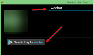 wechat bluestacks