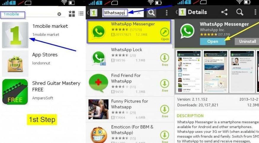 free download whatsapp on nokia asha
