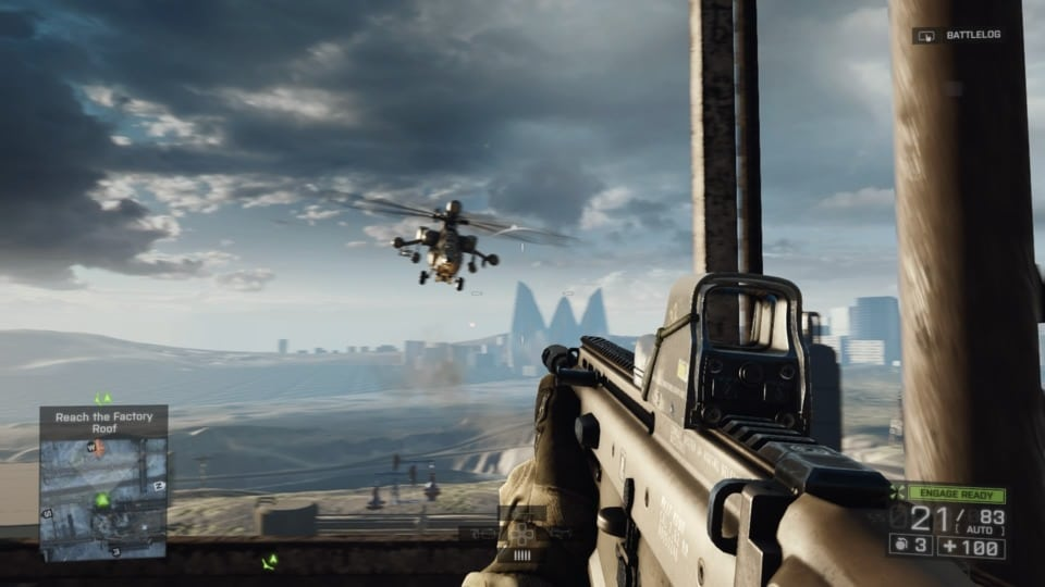 Battlefield 4 Windows Game