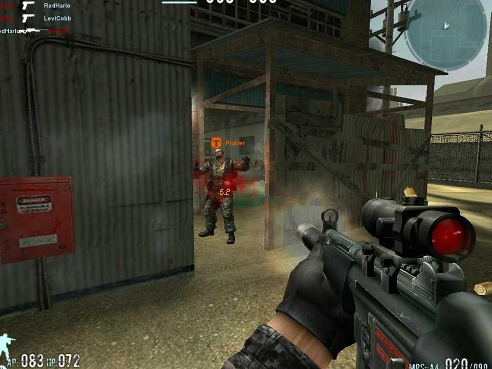 Combat Arms PC games
