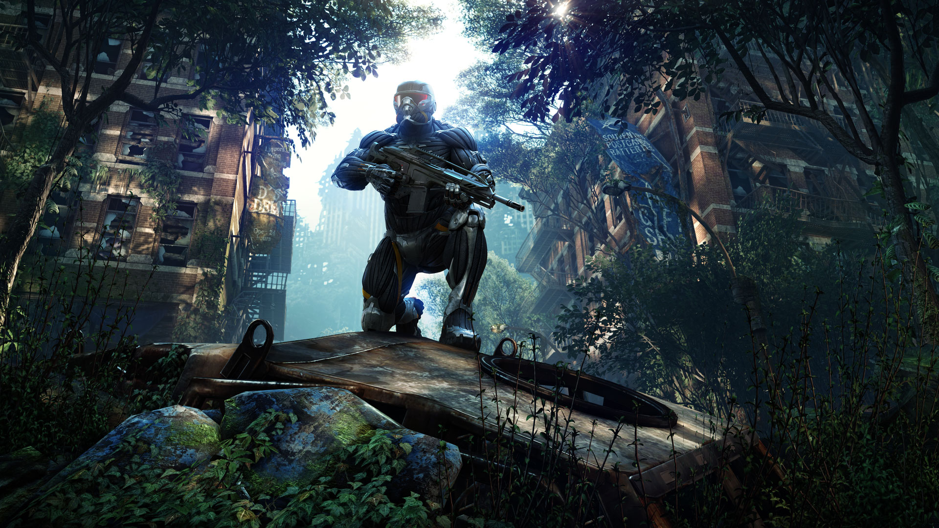 Crysis 3 games for laptop