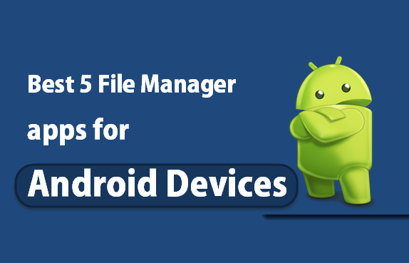File Manager apps Android