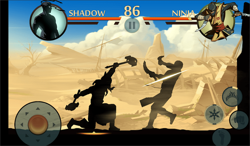 Install Shadow Fight 2