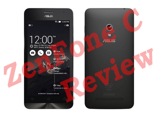 Asus ZenFone C Review & Specifications, Get Low Budget Android Beauty in Your Pocket