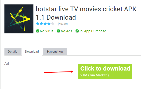 Hotstar App Download Hotstar APK *| Hotstar APP Free Download