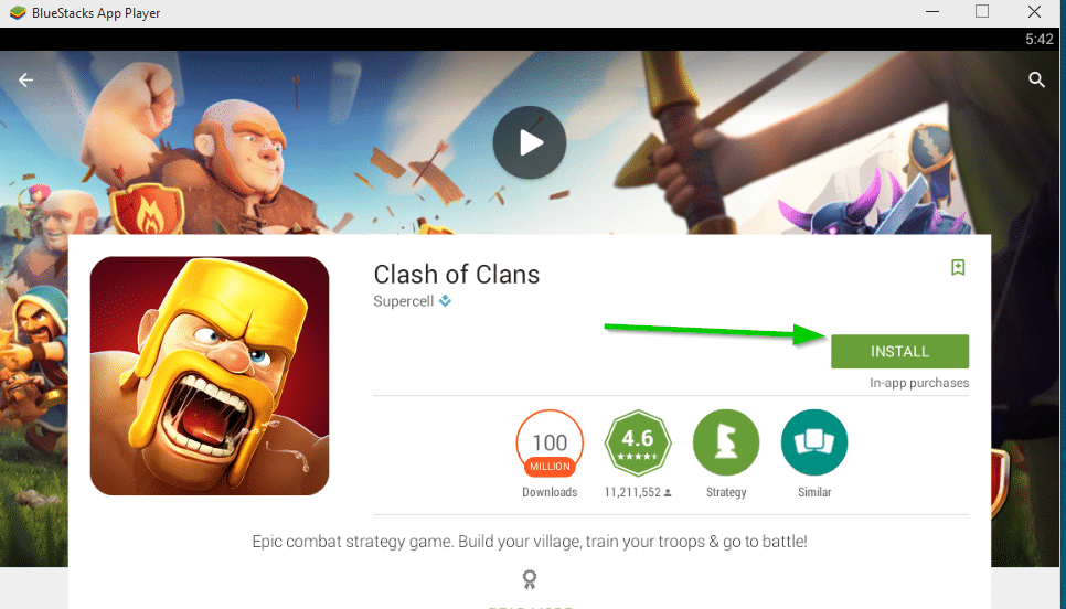 Permalink to Game Clash Of Clans Offline Pc