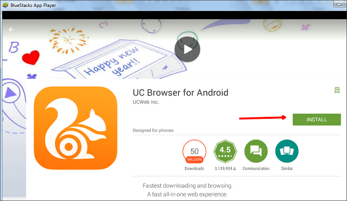 Download UC Browser For PC/Laptop, UC Browser on