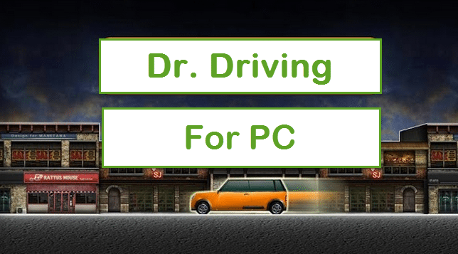 dr driving for pc
