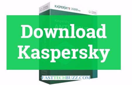 Kaspersky For Windows 10 PC/Laptop Free Download (32-bit & 64-bit)