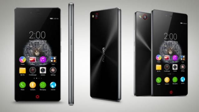 ZTE Nubia Z9 Mini best smartphones under 15000 rs