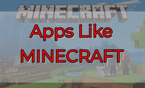 APPS like minecraft