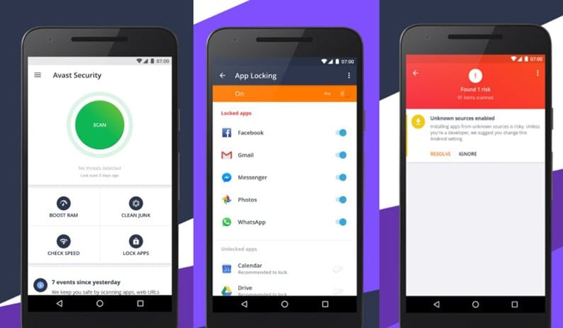 Top 10+ Free AntiVirus Apps For Android
