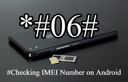 code to find imei number