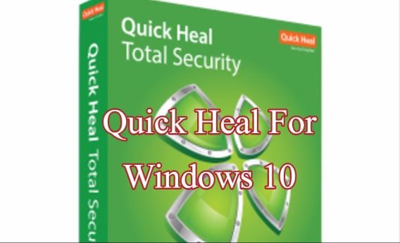 Quick Heal Antivirus For Windows 10 PC/Laptop