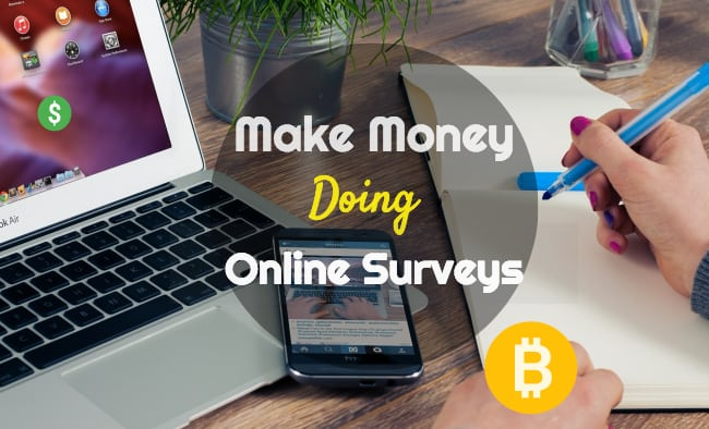 make money doing online surverys